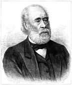 Sir Joseph Whitworth, British mechanical engineer, 1887