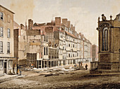 Strand, Westminster, London, 1810
