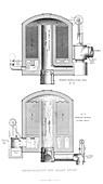 Regenerative Hot-Blast Stove, 1866