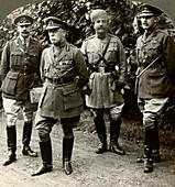 Sir John French, Army Officer, World War I