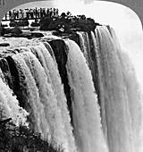The Frail Foot Bridge, Niagara Falls, Canada