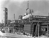 Manvers coal preparation plant, Yorkshire, 1956