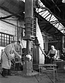 Impression die forging, 1963