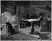 Extreme form of torture, 1882-1884