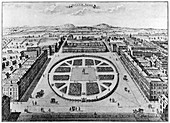Grovenor Square, London, 18th century