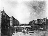 Queen Square, Bloomsbury, London, 1787