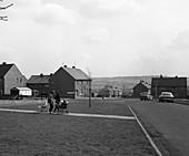 Chestnut Grove, Conisborough, South Yorkshire, 1964