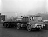 Ford D Series tractor unit, 1967