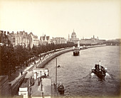Victoria Embankment, London, 1887