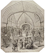 Conservatory of the Pantheon, Oxford Street, London, c1830