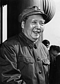 Mao Zedong, Chinese Communist revolutionary and leader