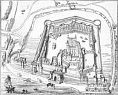 The Tower of London, 1597
