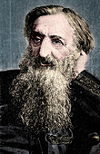 General William Booth, founder of the Salvation Army
