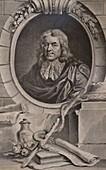 Thomas Sydenham, English physician, c1747