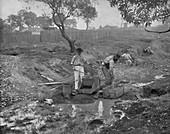 Gold-Digging in Australia, 19th century