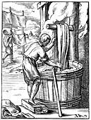 Dyer, 16th century