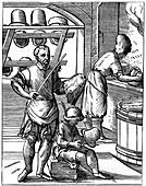 Hatter, 16th century