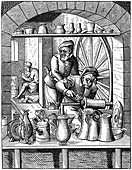 Tinman, 16th century