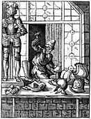 Armourer, 16th century