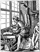Sculptor, 16th century