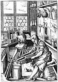 Bookbinder, 16th century