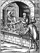 Clockmaker, 16th century