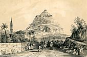 Dowlatabad, India', 1847