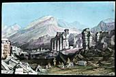 Ruins at Laodicea, Turkey