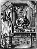 Sword maker, 16th century