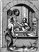 Wire worker, 16th century