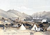 Balaklava Looking Towards the Sea', 1855