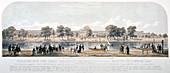 Great Exhibition, Hyde Park, London, 1851