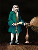 Captain William Kidd, Privateer, 1645-1701