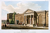 Russell Institution, Bloomsbury, London, 1811
