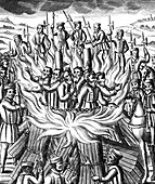 The Martyrdome of Six Men at Brainford', 1558