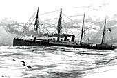 The Orient Steam Navigation Company's steamship Orient