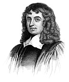 Isaac Barrow, English classical scholar and mathematician