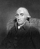 Joseph Black, 18th century Scottish physicist and chemist