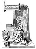 Christine de Pizan, medieval writer, rhetorician and critic