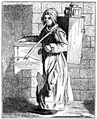 The Organ Player, 1737-1742