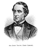 John Young, 1st Baron Lisgar, Governor of New South Wales