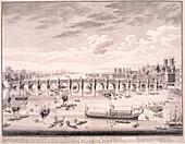 Westminster Bridge, 1747