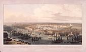 London Docks, 1803