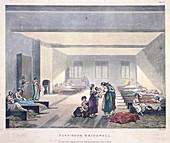 Pass-Room Bridewell', 1808