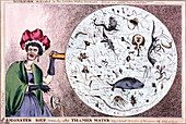 Monster soup commonly called Thames water...', 1828