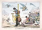 Locomotion', London, c1820
