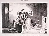 The Bottle', 1847