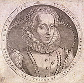 Queen Elizabeth I, c1650