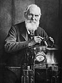 Lord Kelvin, Scottish mathematician and physicist