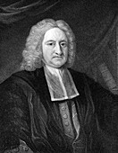 Edmond Halley, English astronomer and mathematician